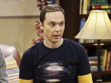 Jim Parsons como Sheldon en 'The Big Bang Theory'