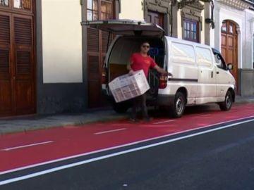 Carriles bici muy polémicos