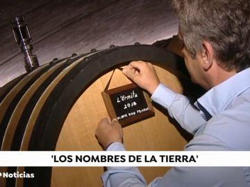 'Los nombres de la tierra', el proyecto que devuelve a los vinos del Priorato el nombre de donde provienen