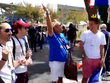 Así cantan los eurofans 'La Venda', la canción que representará a España en Eurovisión