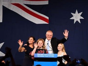 La coalición del Gobierno de Australia se impone en las elecciones legislativas