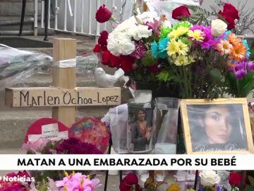 Asesinan a una joven de 19 años que estaba embarazada sacándole el bebé de la barriga