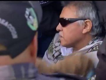 Hospitalizado el exguerrillero de las FARC 'Jesús Santrich'' tras cortarse las venas después de su frustrada excarcelación