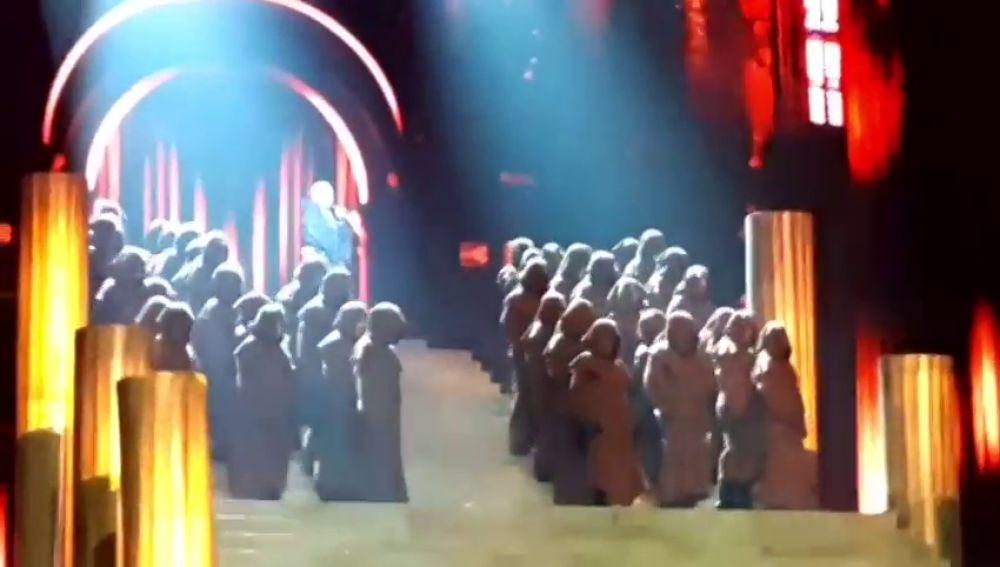 Madonna pone el broche final a la gala de Eurovisión 2019