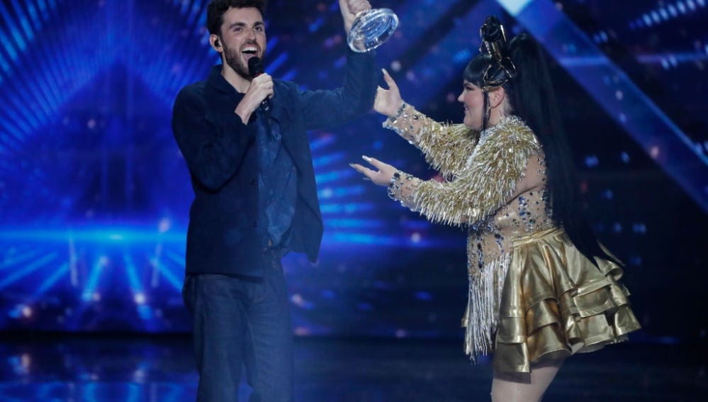Duncan Laurence, ganador de Eurovisión 2019