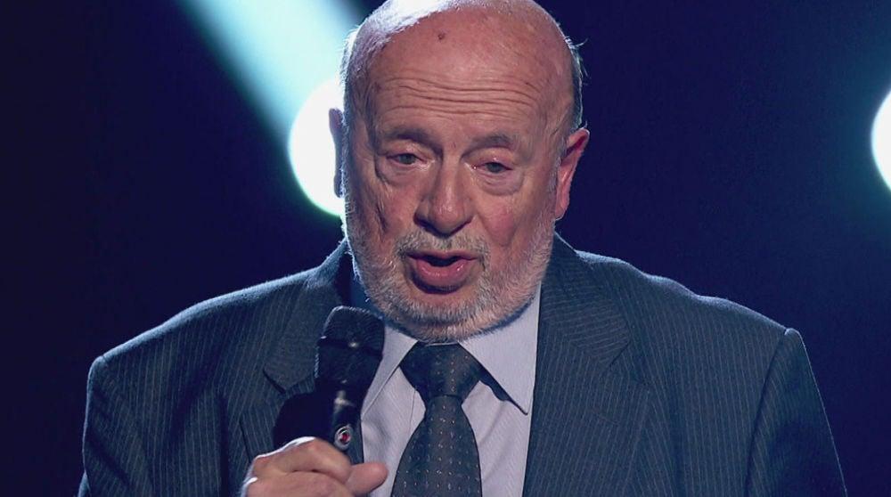 Un talent de 'La Voz Senior' desatará las risas con su naturalidad sobre sus métodos de conquista