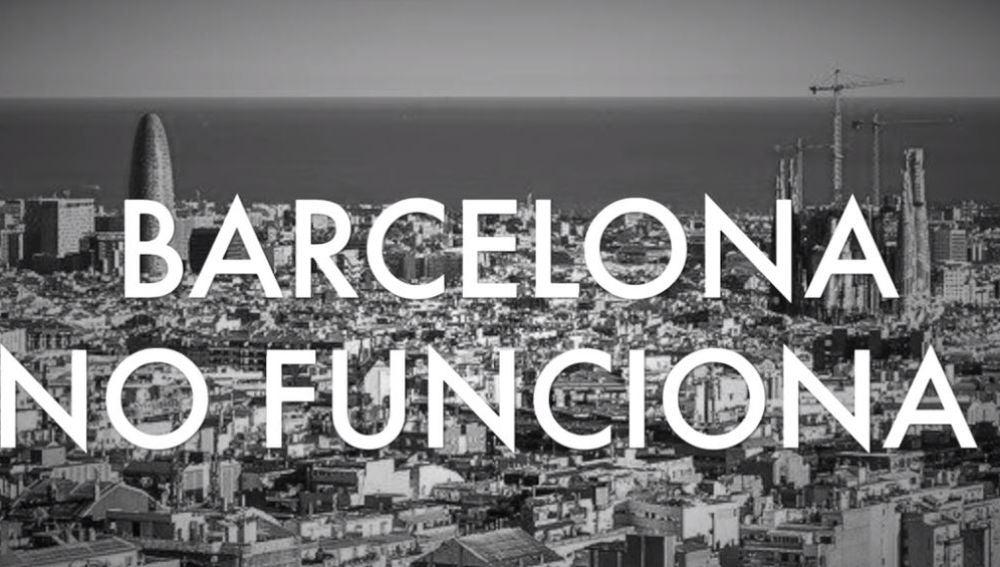 Barcelona no funciona