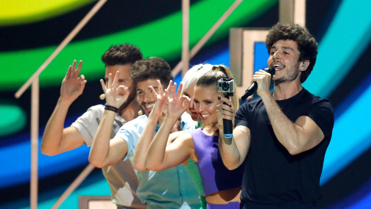 Eurovisión 2019: El Vídeo Viral Del Público Bailando La