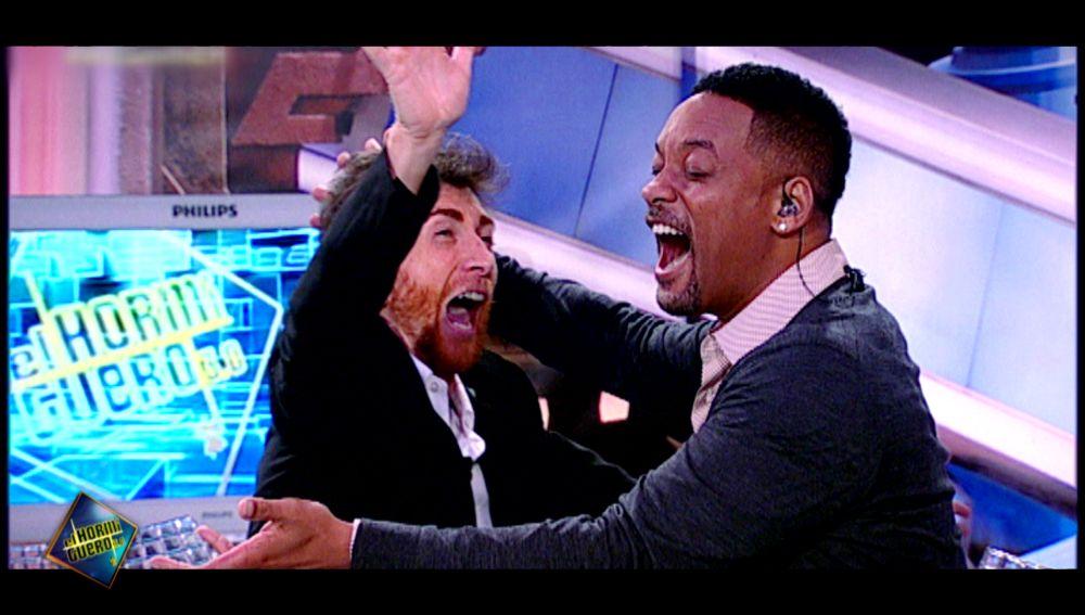 El efecto mariposa que provocó la primera visita de Will Smith a 'El Hormiguero 3.0'