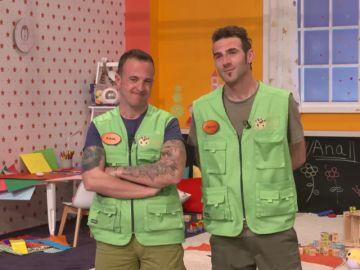 """Raúl y Chano, eliminados de 'Masters de la reforma': """"Nos llevamos un montón de amigos, es el premio del programa"""""""