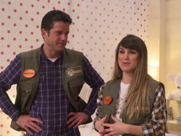 """Paco y Jessica revelan quién fue su inspiración para lograr el mejor dormitorio infantil: """"Nuestra hija pequeña, Andrea"""""""