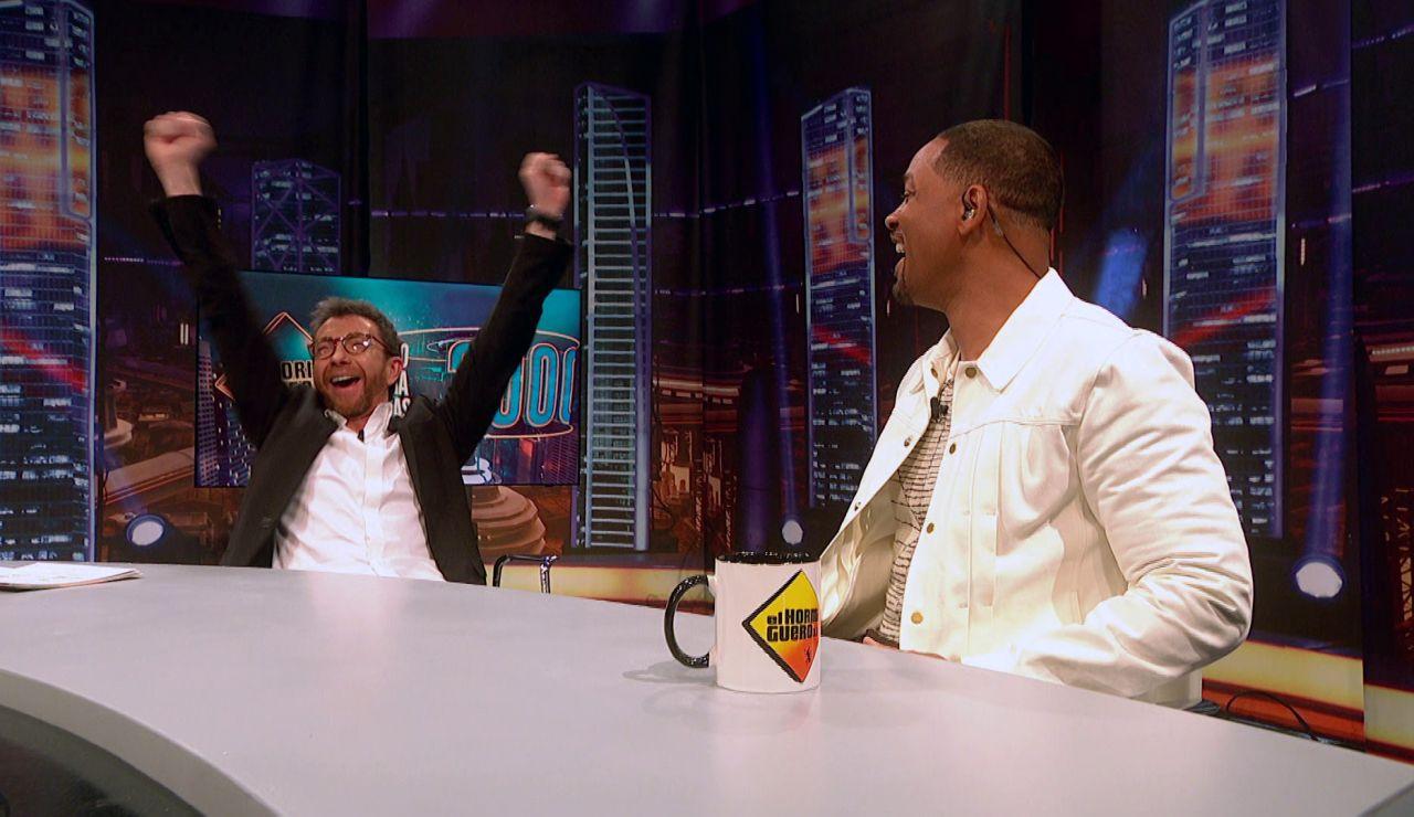 Will Smith invita a Pablo Motos a Los Ángeles para grabar 'El Hormiguero 3.0'