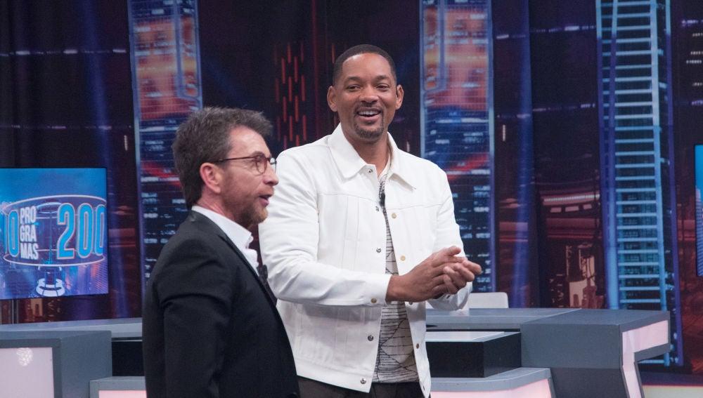 Revive la entrevista completa de Will Smith en 'El Hormiguero 3.0'