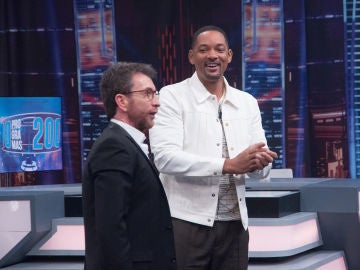 Revive la entrevista completa de Will Smith en 'El Hormiguero 3.0'