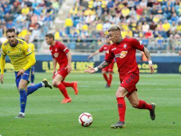 Brandon, jugador de Osasuna