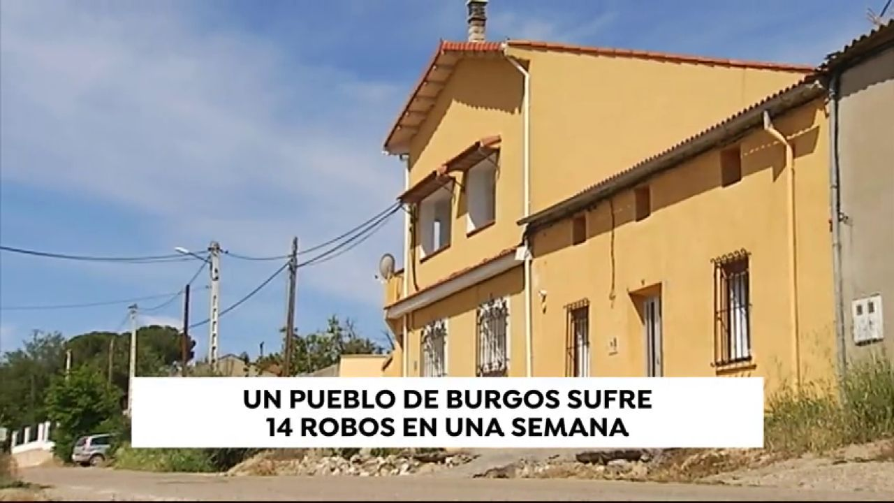 Los Vecinos De Un Pueblo De Burgos, Atemorizados Tras
