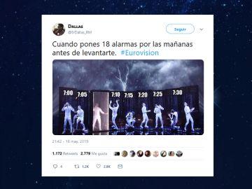 Memes Eurovisión 2019