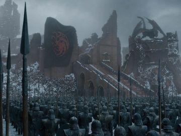 El ejército de Daenerys en 'Juego de Tronos'