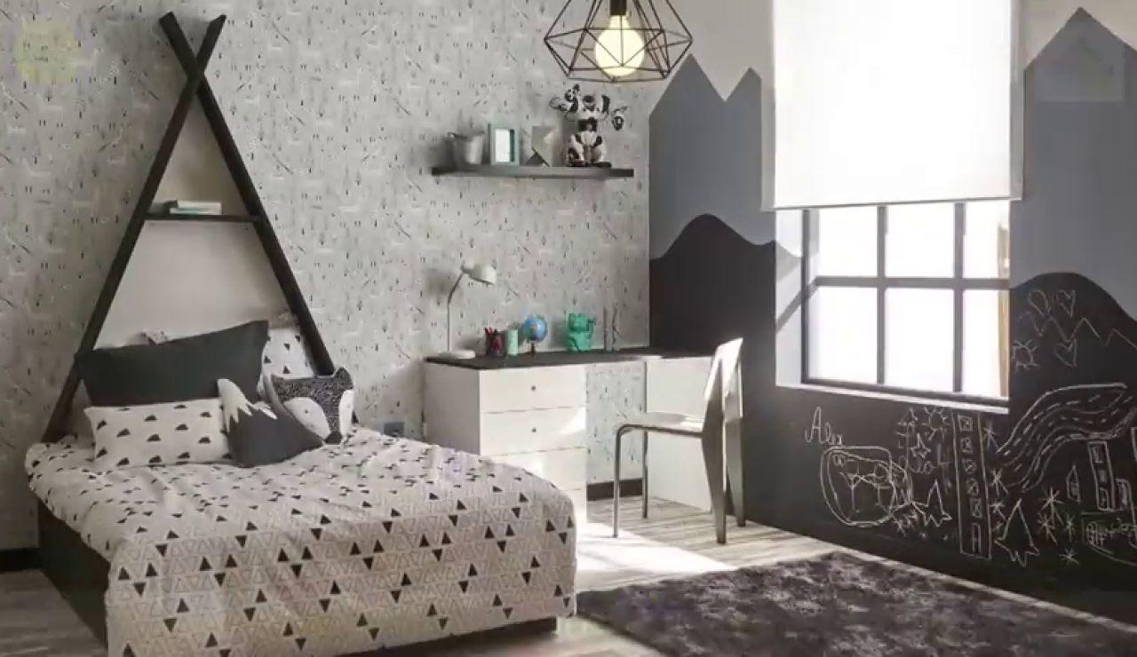 Cómo hacer un cabecero tipi ¡Redecora la habitación de tus hijos!