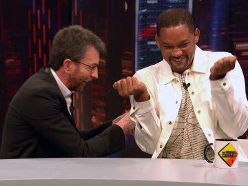 Intercambio de piropos entre Will Smith y Pablo Motos en el programa 2.000 de 'El Hormiguero 3.0'