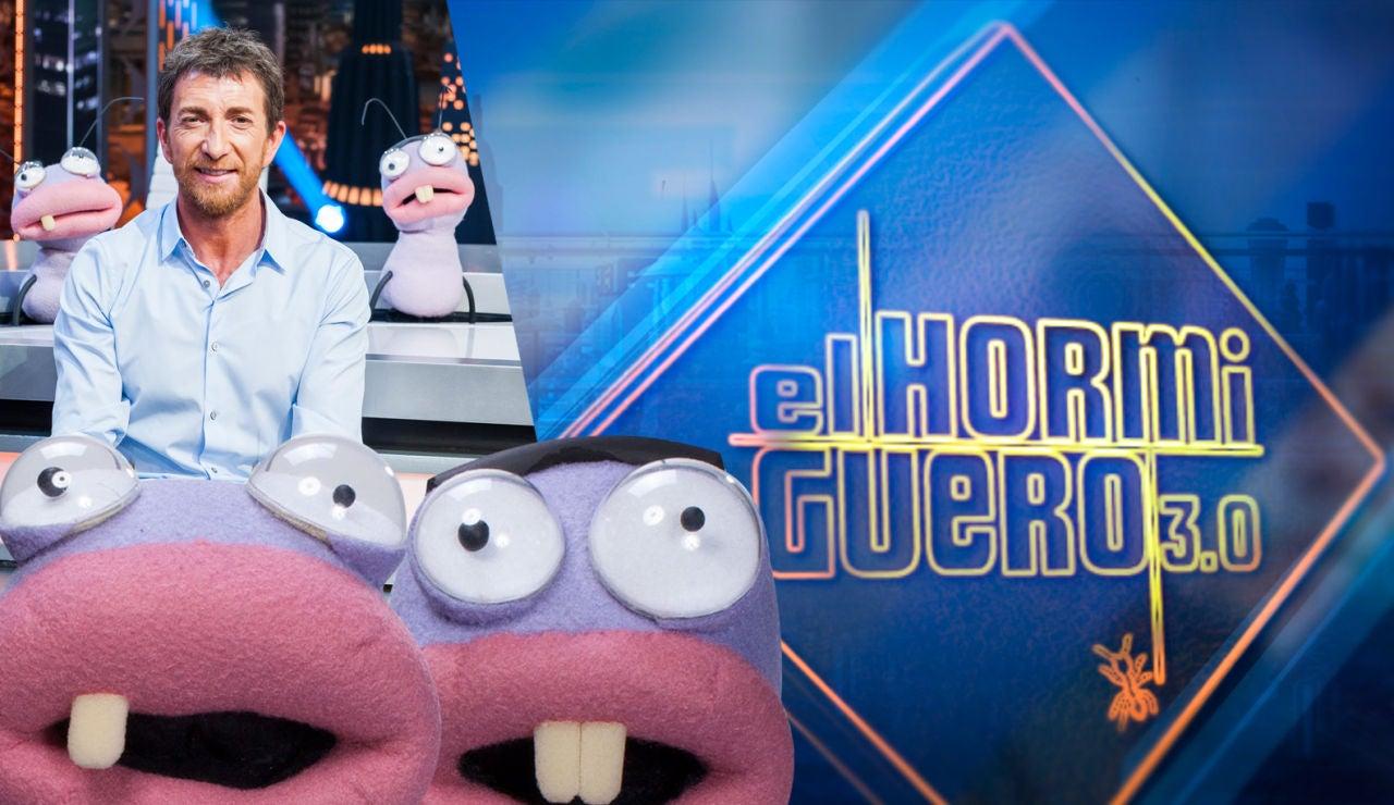 Pablo Motos en El Hormiguero 3.0
