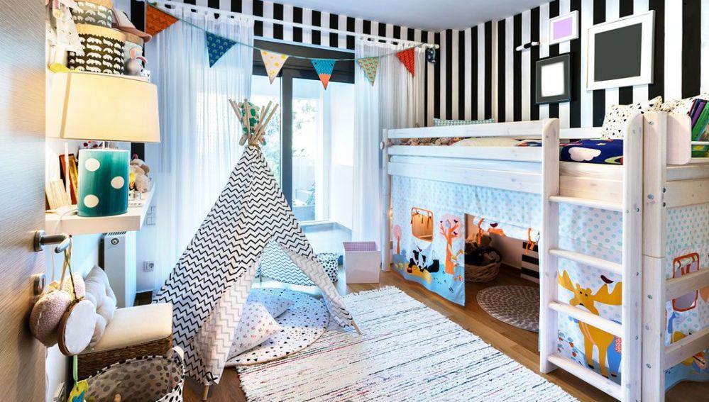 Trucos para decorar una habitación infantil