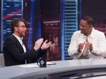 Pablo Motos y Will Smith