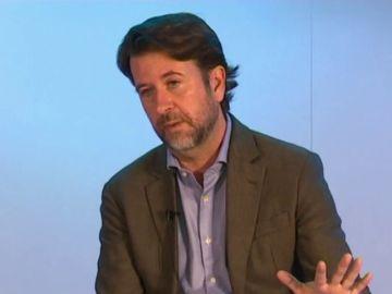 Carlos Alonso presenta su propuesta de inclusión social