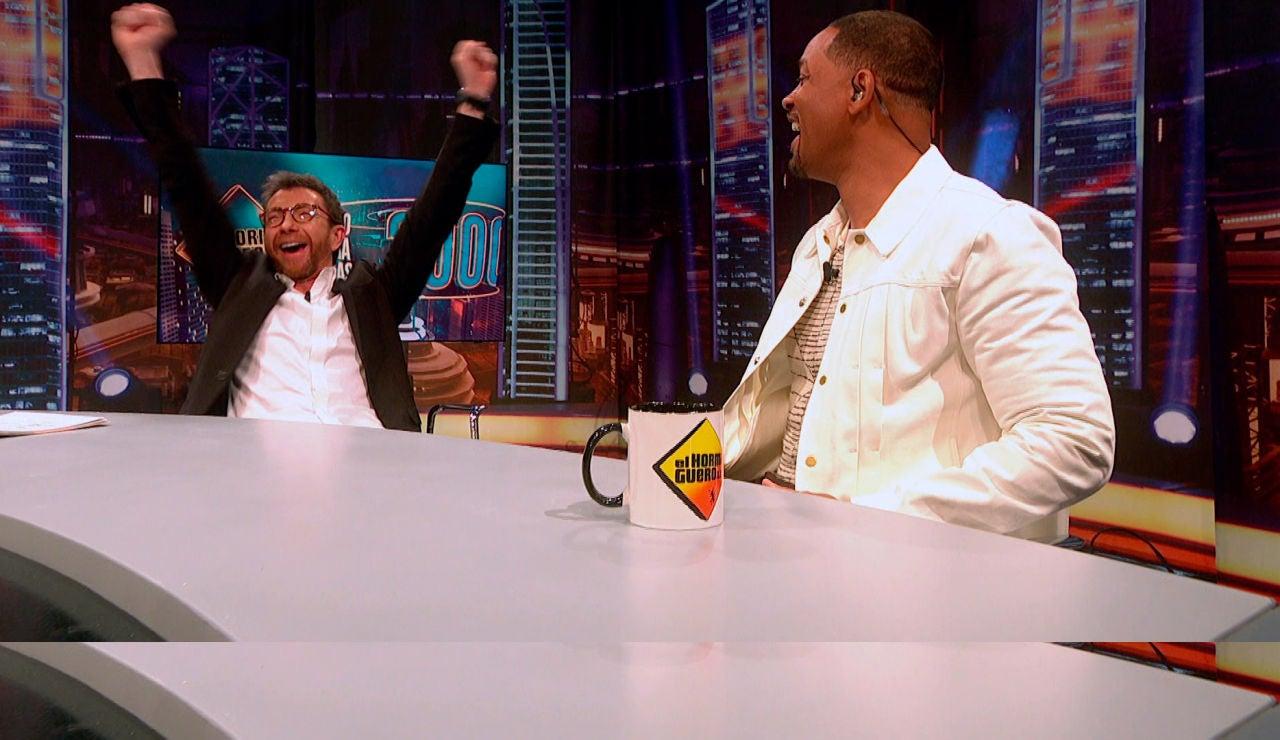 SUPER - Will Smith invita a Pablo Motos a Los Ángeles para grabar 'El Hormiguero 3.0'