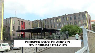 Al menos una veintena de menores afectadas al difundirse imágenes sexuales suyas en dos colegios de Asturias