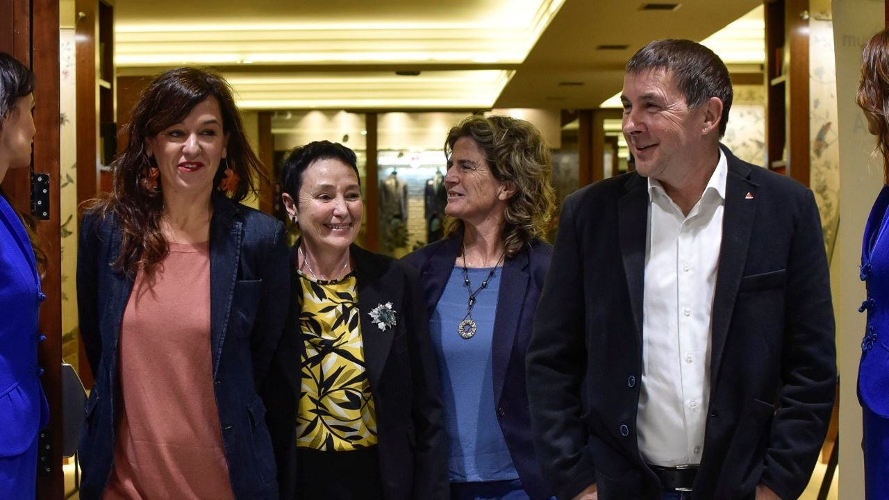 Bildu propone dar vivienda y empleo a los miembros de ETA