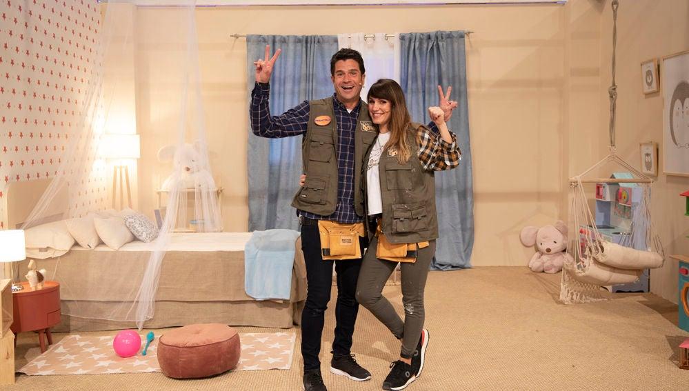 Descubre el dormitorio infantil de Paco y Jessica: el preferido de la decoradora Bárbara Chapartegui