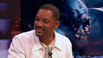 """Will Smith, sobre 'Aladdin': """"Me encanta poder trasmitir valores tan bonitos"""""""