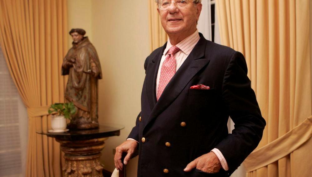 Raúl Morodo en una imagen de 2007