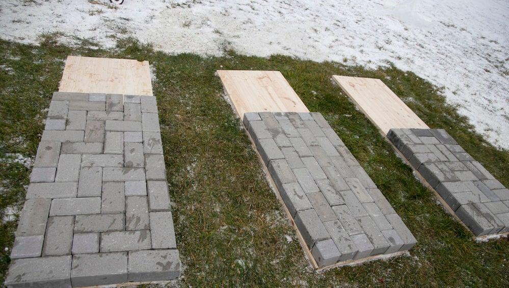 Cómo hacer un camino de adoquines de piedra, por el jurado de 'Masters de la reforma'