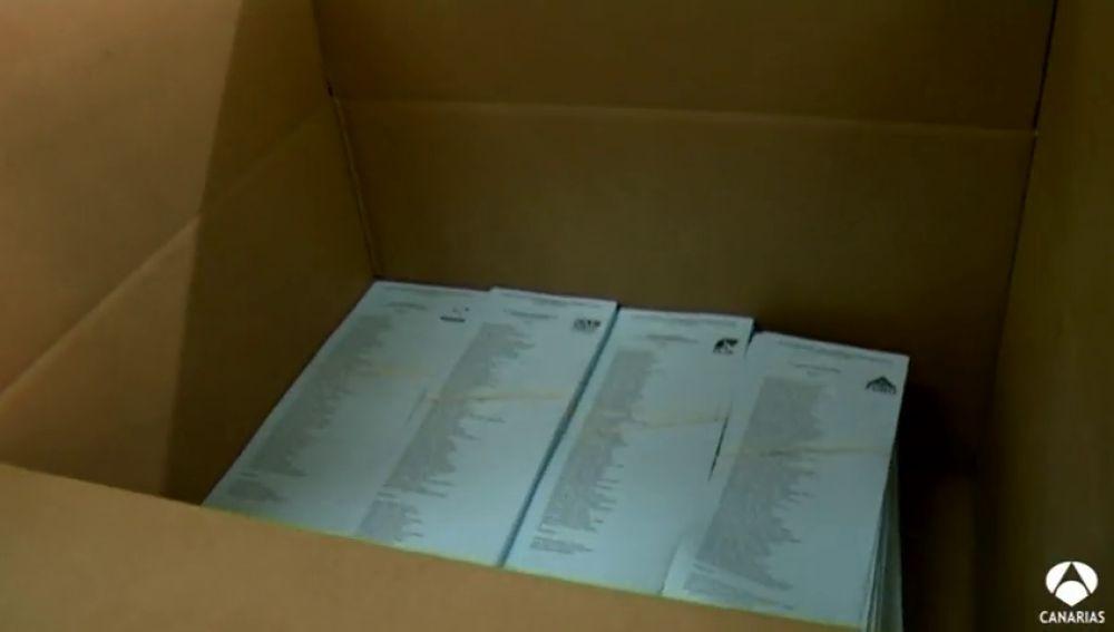 Los colegios se preparan para una nueva jornada electoral