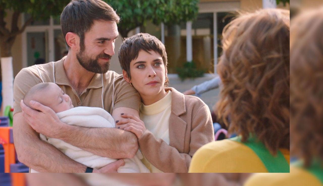 La llegada de Gotzone trastoca a Iñaki y Carmen
