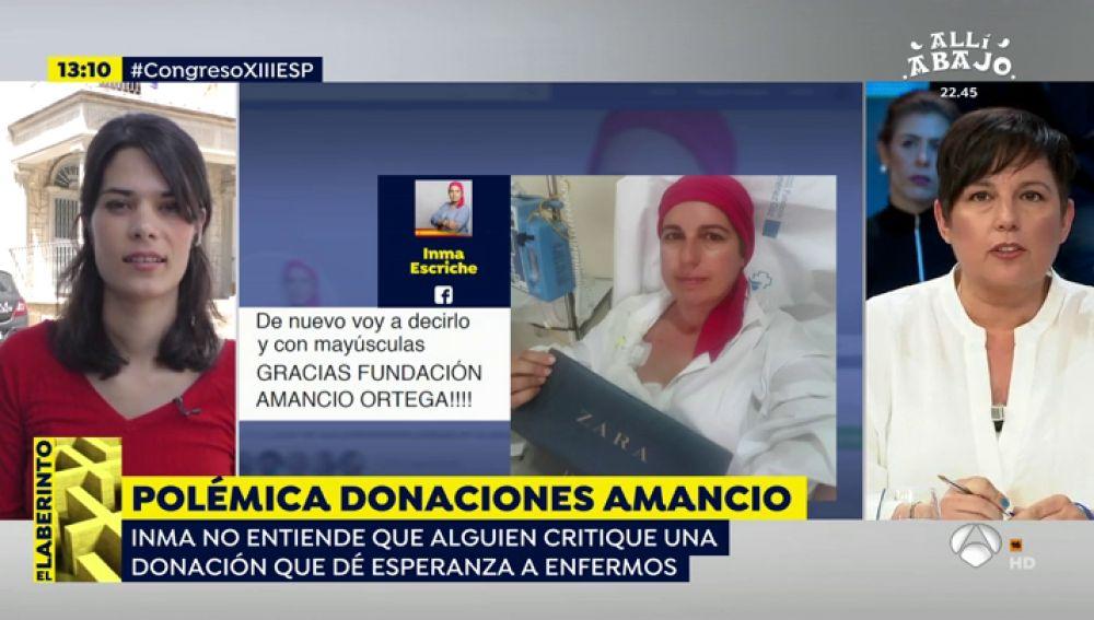 Polémica donaciones Amancio Ortega