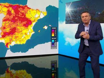 Vuelve el tiempo de mayo: sol y temperaturas cálidas
