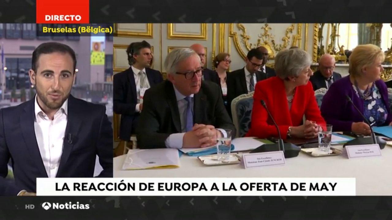 Bruselas Ve Bien Un Segundo Referéndum Sobre El 'brexit