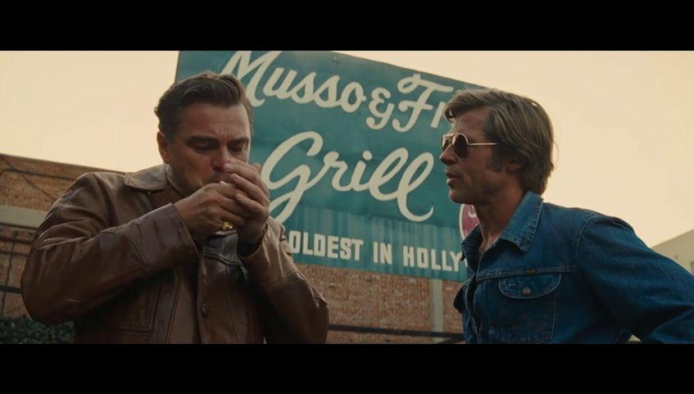 El esperadísimo tráiler de la película de Tarantino 'Érase una vez en...Hollywood'