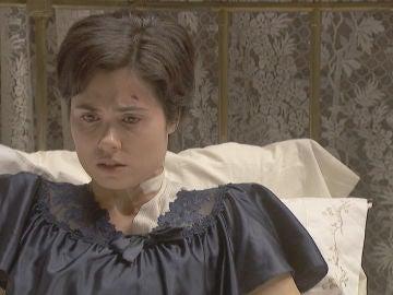 María, en shock al conocer que no volverá a caminar jamás