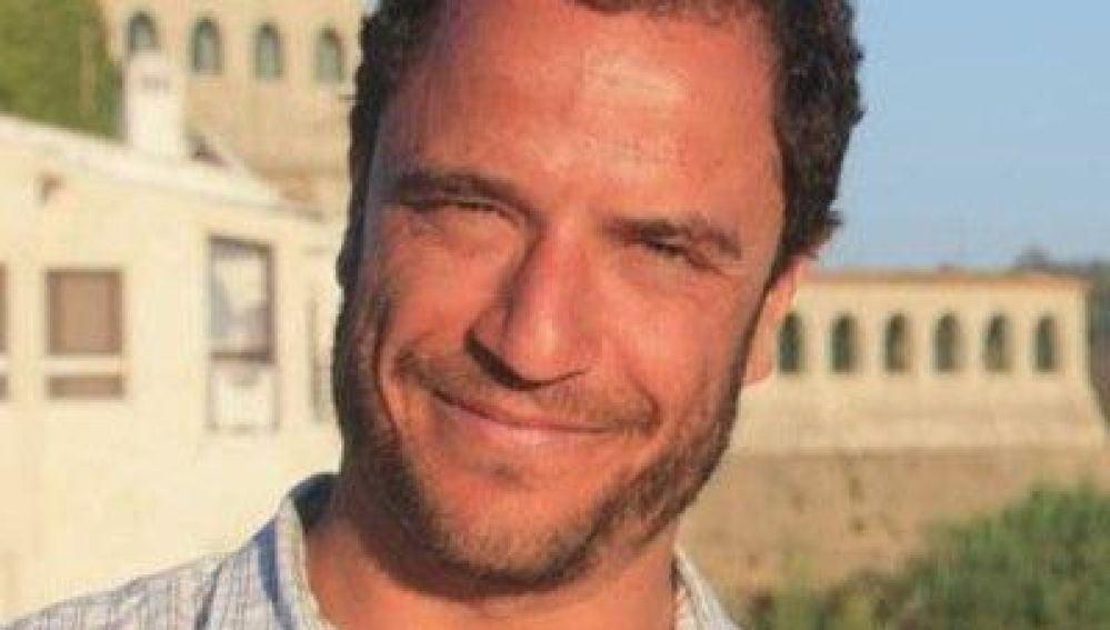 Carlos Cabrera, meteorólogo y presentador