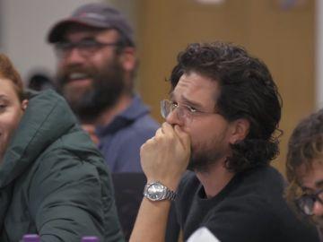 Kit Harington llorando por el final de 'Juego de Tronos'