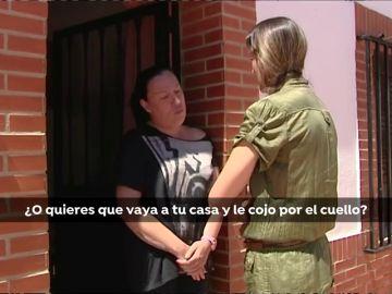 Amenazado desde que encontrón un alijo de droga: habla su mujer