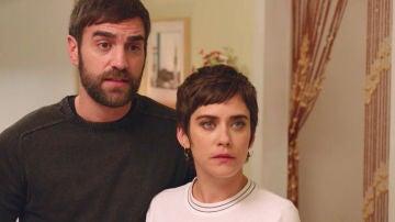 Carmen e Iñaki proponen a Gotzone volver a España