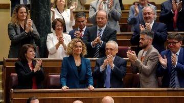 La diputada electa del PSOE por Barcelona y dirigente del PSC, Meritxell Batet