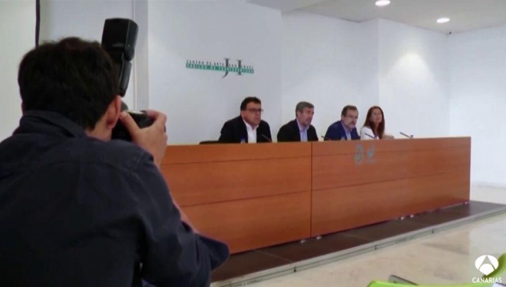 Clavijo valora la situación de la sanidad en Fuerteventura