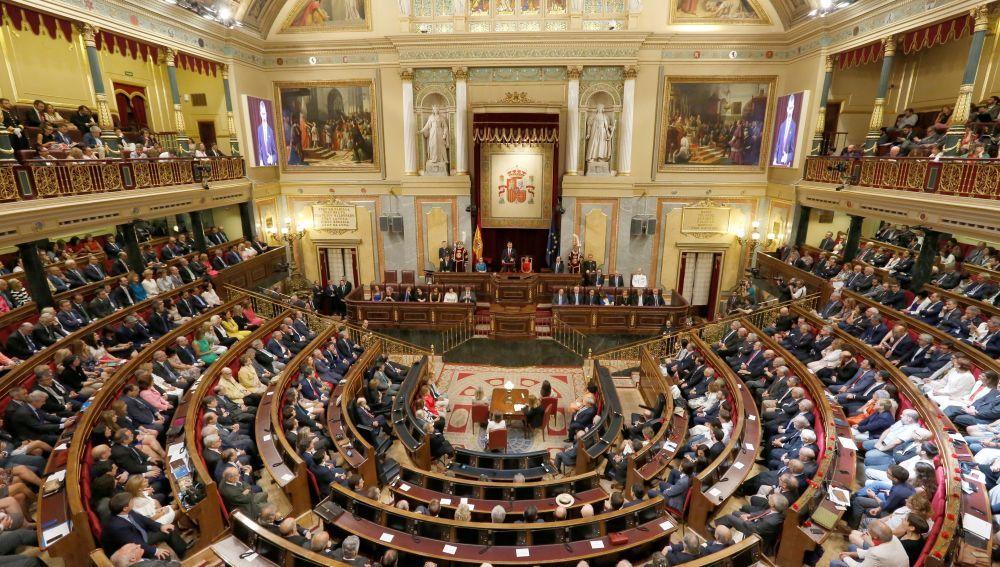 Noticias de la mañana (21-05-19) Constitución del nuevo Congreso