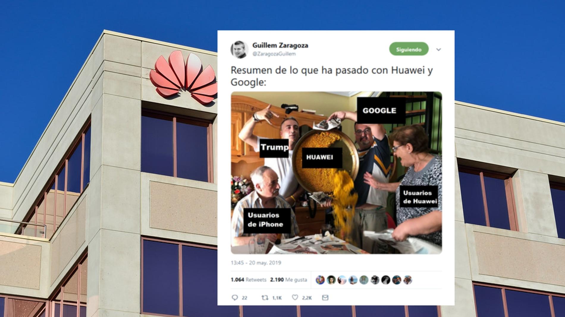 Memes de Huawei